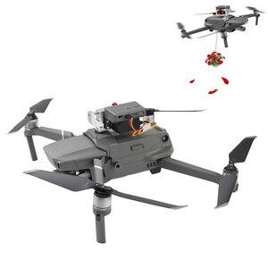 Image 1 - 원격 제어 파라볼 릭 에어 드롭 서보 스위치 dji mavic 2 pro/zoom drone 액세서리 용 에어 파라볼 릭