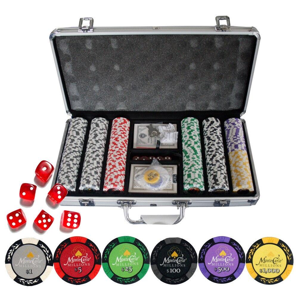 Casino chip values