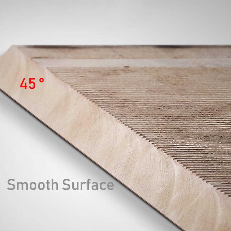 بلاط 45 درجة زاوية أداة قطع مساعد ، البلاط يتعرض خارج أداة بناء الزاوية