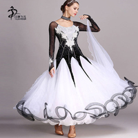 Ballroom Standard Dance Dresses Waltz Competition Dresses/Dance Dress Standard Women/Ballroom Dresses Women