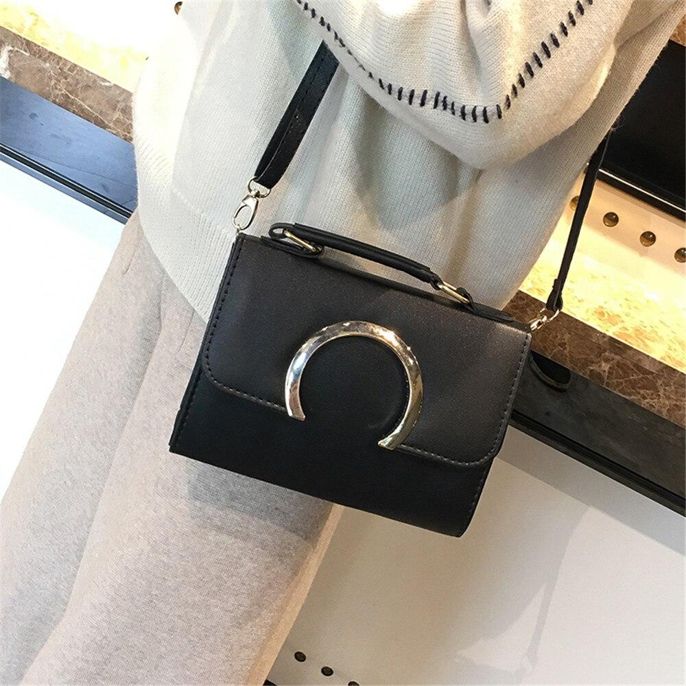 bags for women 2018 Fashion Patchwork Handbag Hasp Shoulder Bag Tote Ladies Messenger Bags Bolsas Feminina