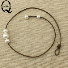 Fine freshwater Pearl Beads Ankle rope Chain Anklets Bracelet Foot luxury Jewelry Barefoot Sandals Beach Accessories