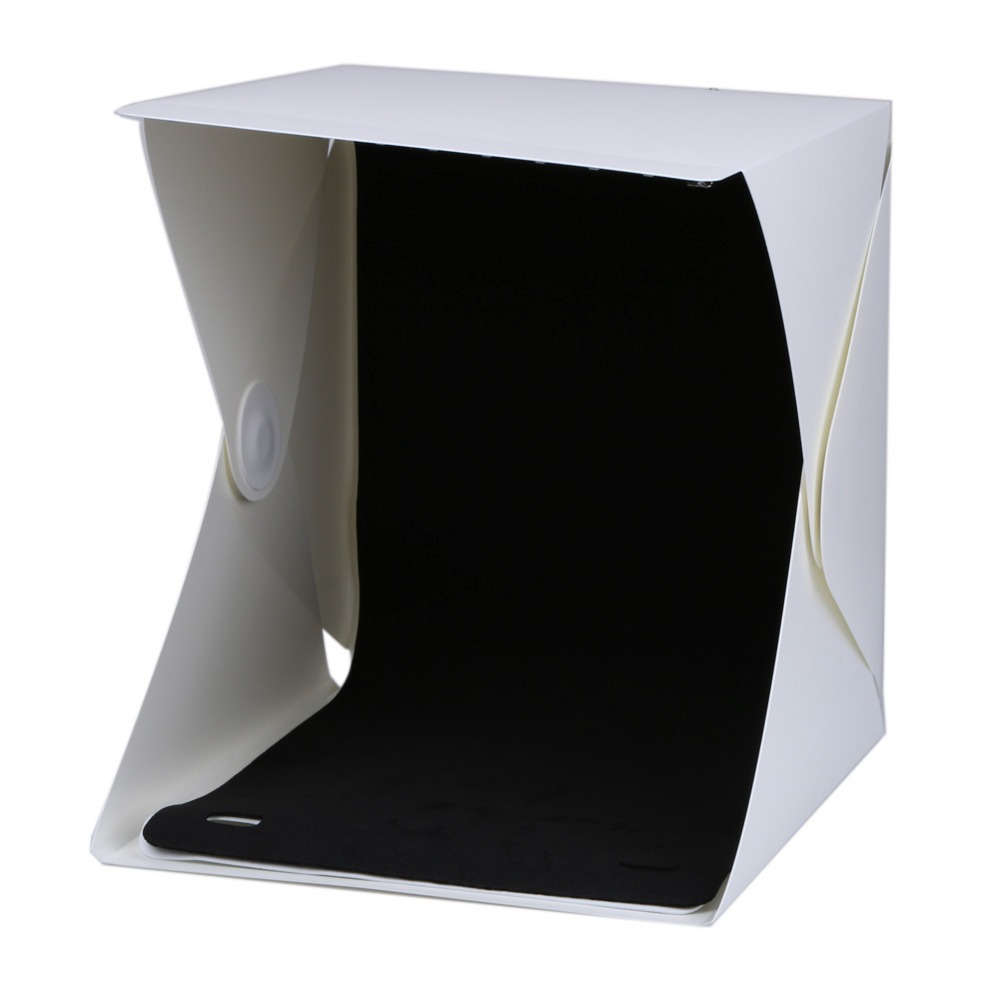 Newest all in one portable mini foldable photo studio box for Free portable