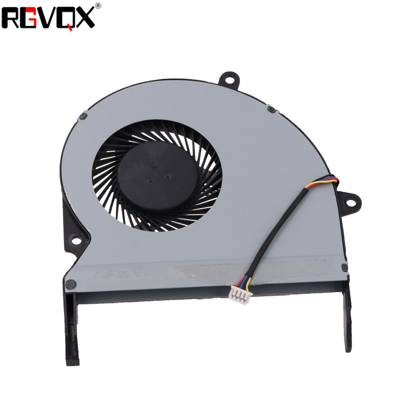 Купить с кэшбэком New Laptop Cooling Fan For ASUS X401A F401A X401EE45U EI235A EI235A Original PN EF75070S1-C010-S99 KSB0705HB CPU Cooler Radiator