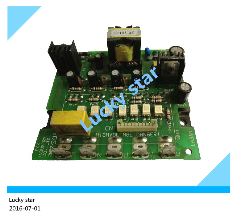 95% new used for Air conditioning Power module frequency conversion board KFR-26GW/BPY-R IPM/PKX-20A good working 7 unit ipm frequency conversion velocity modulation module