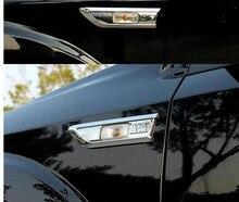 ABS del Bicromato di Potassio Laterale ombra Lampada copertura Laterale turn paralume per Dodge Journey 2009-2016 Car styling
