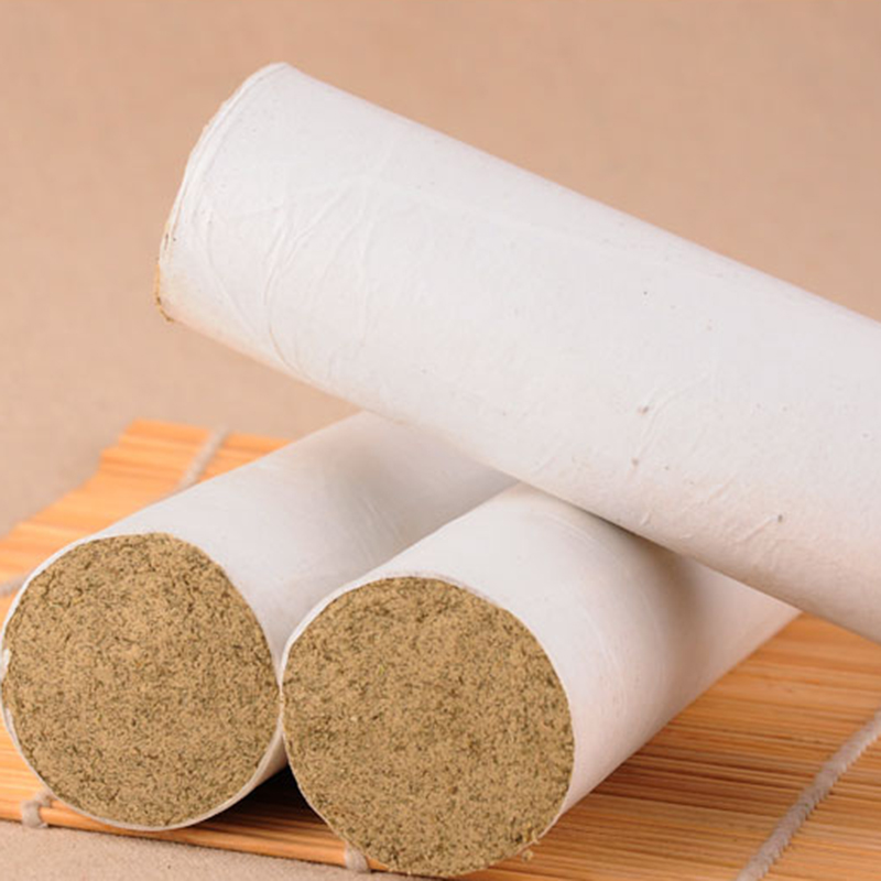 3pcs-40mmx200mm-5-years-old-moxa-ay-tsao-asiatic-wormwood-roll-acupuncture-massage-fontbhealth-b-fon