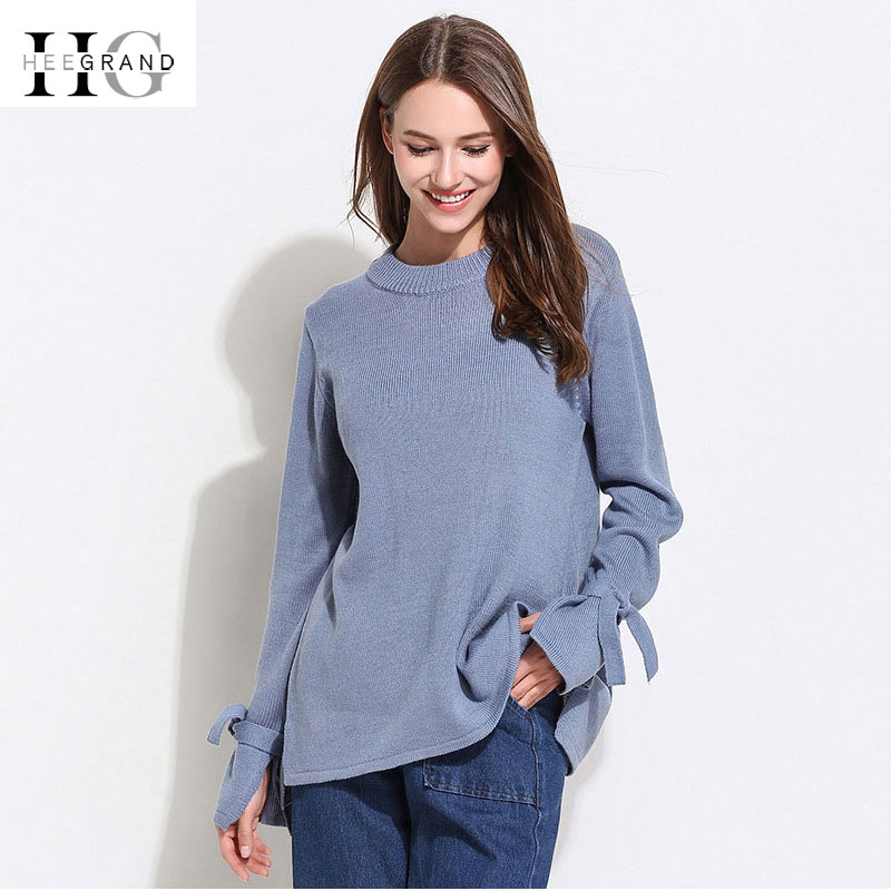 HEE GRAND Sweaters Women Autumn Knitted O neck Pullover 2018 Winter Loose Sweaters and Pullovers Plus Size Thin Outwears WZL1448