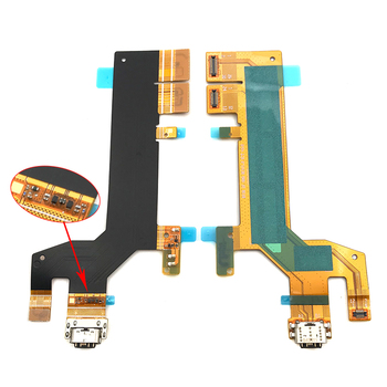 5 pcs/lot New For Sony Xperia 10 Micro USB Charging Port Charger Dock Connector flex cable Ribbon Replacement Parts