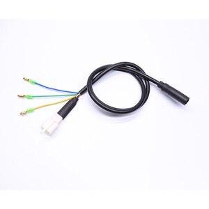Мотор кабель мотор провод мотор разъем для ступицы конверсионный Комплект 80 см 180 см 9 контактов Bafang Fat hub мотор