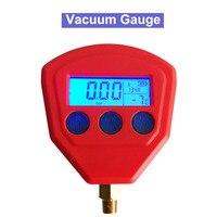 SP R22 R410 R407C R404A R134A Air Conditioner Refrigeration Single Manifold Vacuum Gauge Pressure Gauge