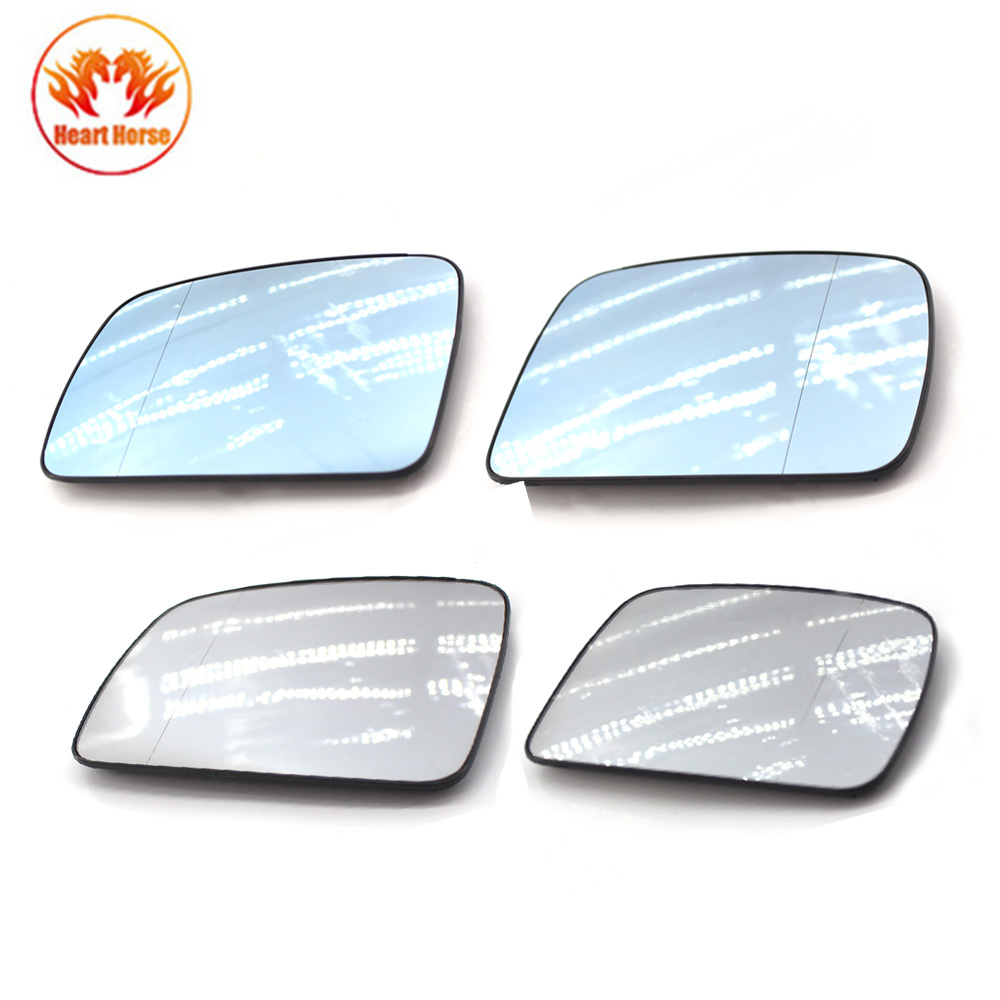 For Land Rover Lr3 Lr2 Range Sport Left Right Side Rear View Mirror Glass With Heated Side Door Wing Mirrors Glass Mirror Covers Aliexpress