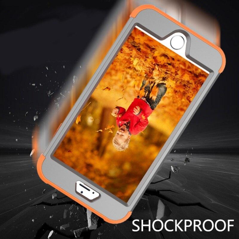 Shockproof Case Untuk Iphone 7 Plus 8 Plus Cover 360 Perlindungan - Aksesori dan suku cadang ponsel - Foto 4