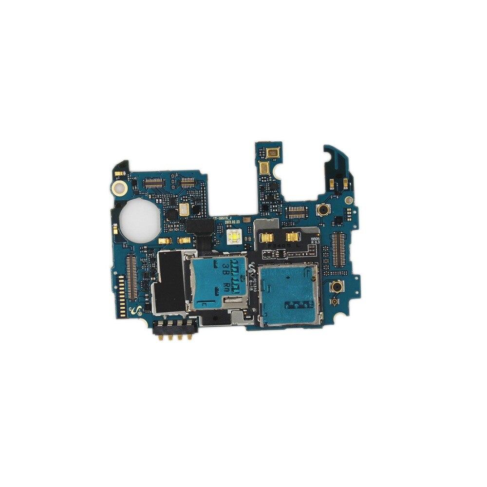 Oudini Unlocke Original Para Samsung Galaxy i9505 motherboard 16 S4 GB Com Chips de sistema operacional Android Bom teste de Trabalho de 100%