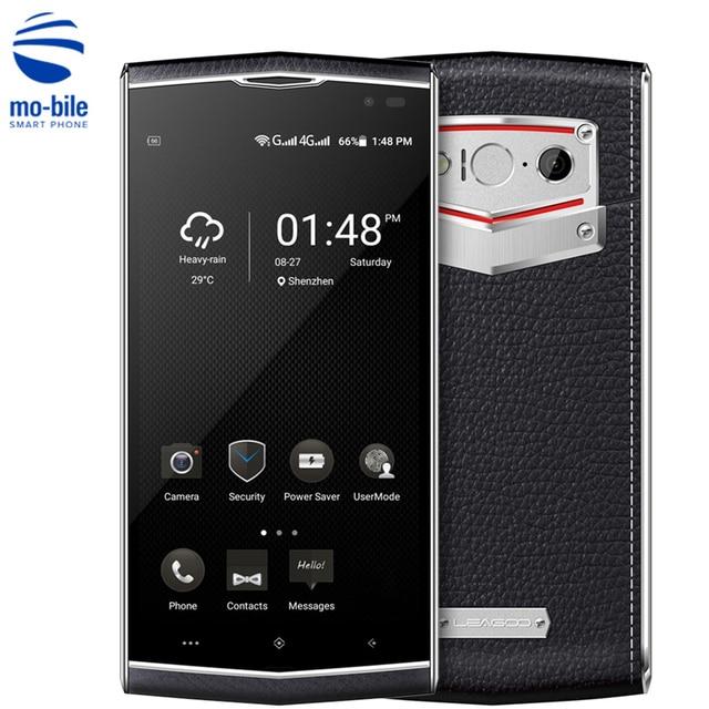 "Leagoo Venture 1 Android 6.0 5.0"" HD 4G Fingerprint Smartphone MTK6753 1.3GHz Octa Core 3GB+16GB 13MP 3000mAh Mobile Cellphone"