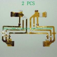 2 шт./fp-412-11 ЖК-дисплей гибкий кабель для Sony hdr-hc3e hc3e hc3 видео Камера Ремонт Часть