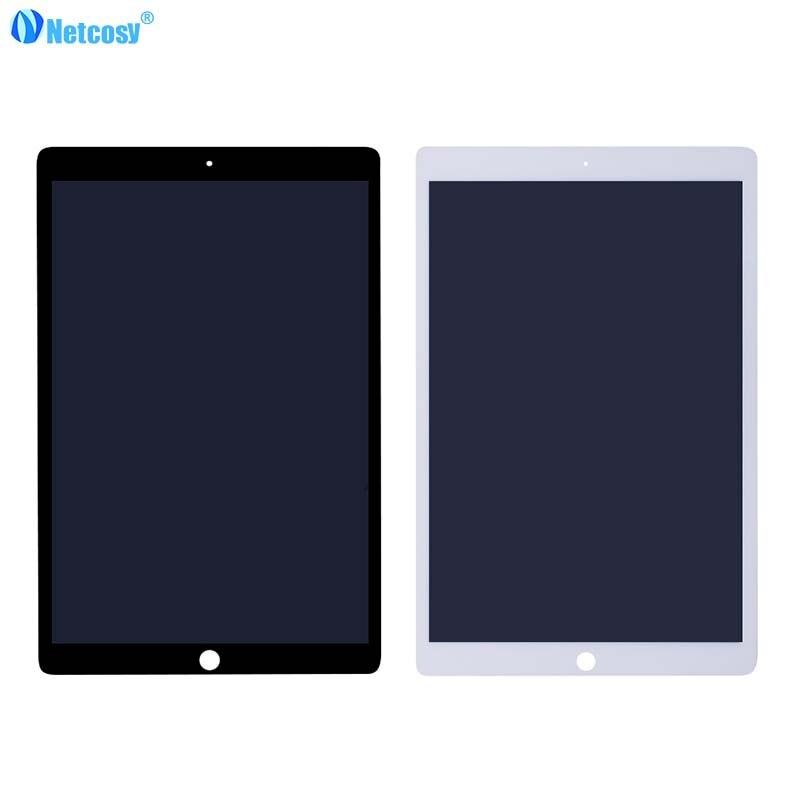 Netcosy LCD Écran Pour iPad Pro 12.9 A1670 A1671 LCD display + Assemblée d'écran Tactile avec le Conseil Pour iPad pro 12.9 2017 A1670 A1671