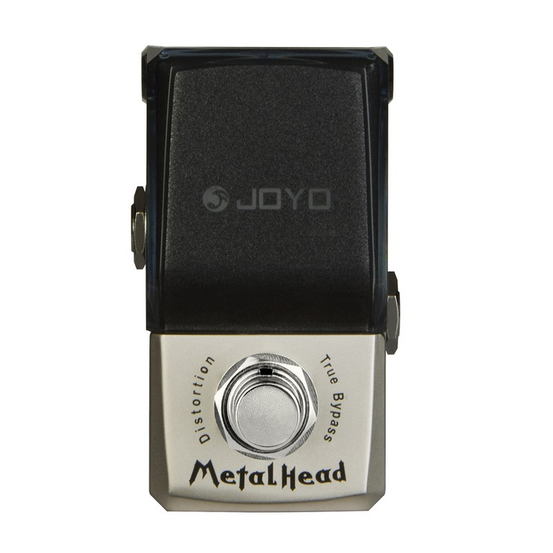 Musical Instruments Joyo Jf-315 Metalhead Distortion Mini Smart Guitar Effect Pedal Processor Suit For Heavy Metal Ture Bypass Guitar Accessories Curing Cough And Facilitating Expectoration And Relieving Hoarseness Stringed Instruments