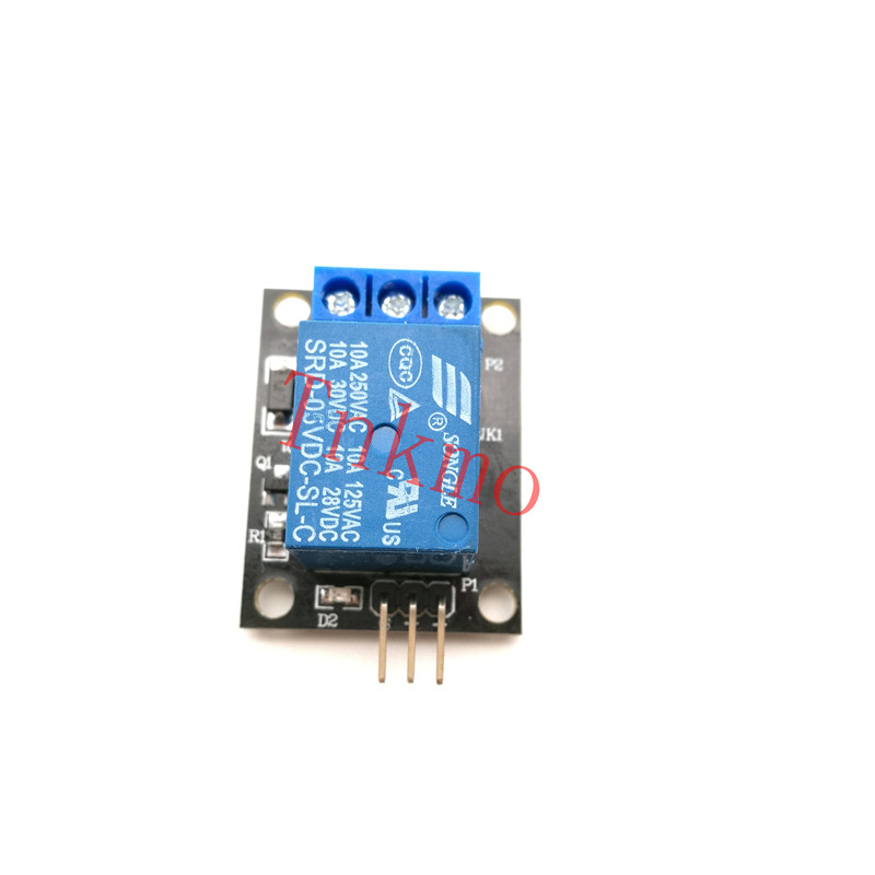 1pcs KY-019 KY019 5V One 1 Channel Relay Module Board Shield For PIC AVR DSP ARM for arduino Relay 5v 2 channel relay module shield for arduino arm pic avr dsp mcu electronic