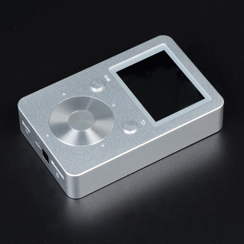 F. audio FA1 HiFi sin pérdida reproductor de música AK4497EQ DAC DSD Audio Digital DAP MP3 jugador viene con 32 GB memoria AK449 Amp
