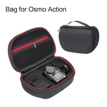 Portable Waterproof Nylon Storage Bag Handbag Carrying Case Cover for DJI Osmo Action Sport Camera Accessories