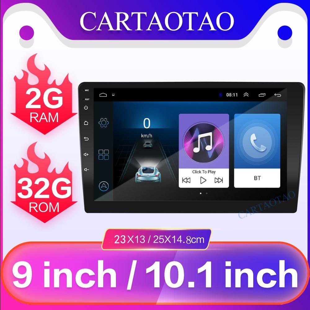 Android 8 1 Stereo Quad Core Car Radio for Hyundai Kia Lifan 9inch10 1inchUniversal Host 2din Car Radio Navigation WiFi Video Player