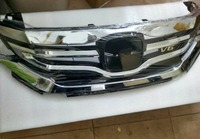Silver style sports style ABS OEM Front Radiator Bumper Grille For 2014-2015 Honda accord