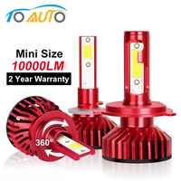 TUINCYN H4 16000Lm 60 Вт H7 H11 9005 9006 светодиодный фар