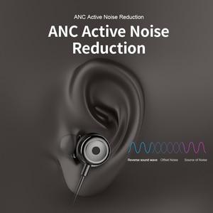 Image 5 - Baseus S15 Aktive Noise Cancelling Bluetooth Kopfhörer Wireless Sport Kopfhörer ANC Kopfhörer mit Mic für Handys und Musik