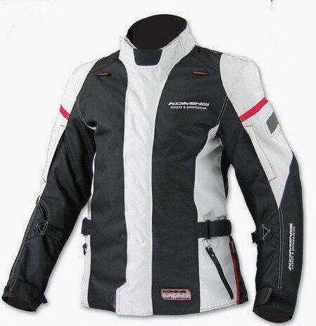 JK545 зима теплая гоночный мотоцикл куртка защита куртка мужская байкерская куртка со съемным оборудованием защиты