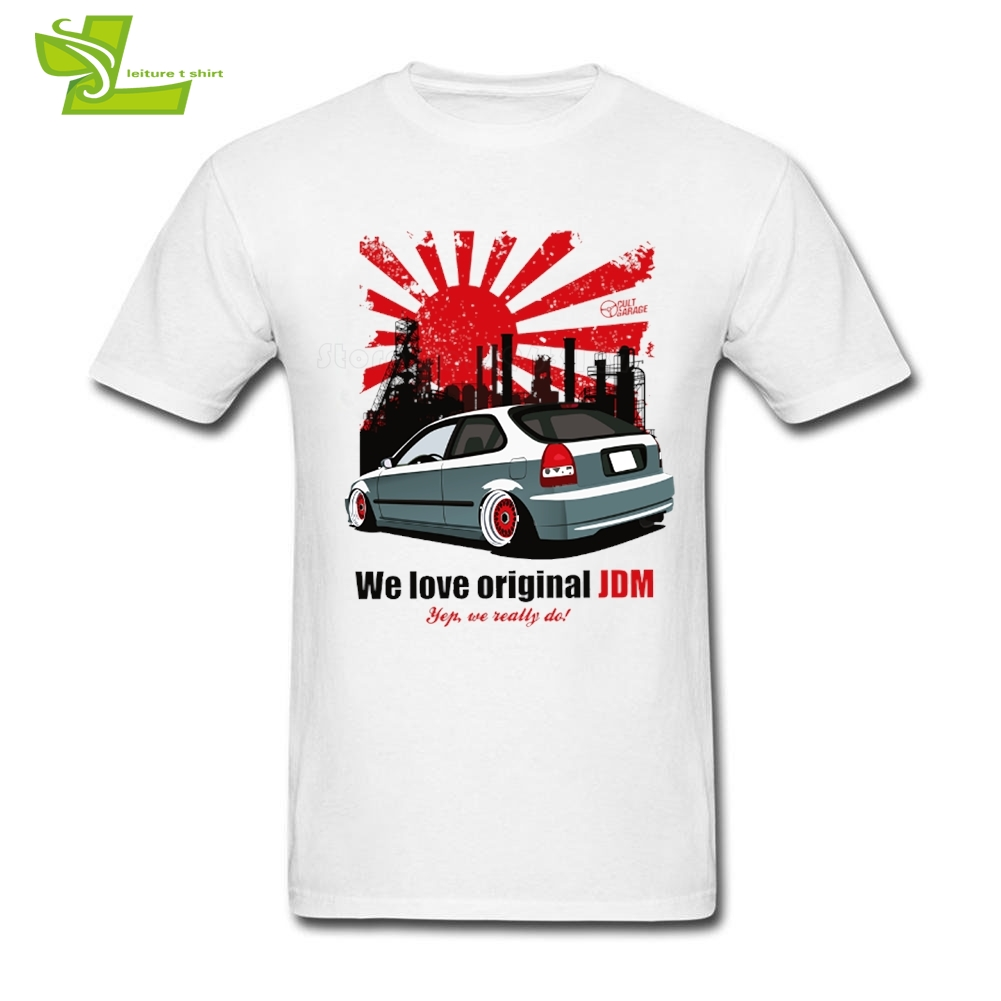 We Love Original JDM Adult T Shirt Fashion Normal Loose Tops Men's Short Sleeve O Neck Tee Dad New Arrival Clothing JDM-in T-Shirts from Men's Clothing on AliExpress - 11.11_Double 11_Singles' Day 1