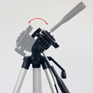 Image 3 - BYINTEK Projector Tripod,Original Portable Aluminum alloy Telescopic, for UFO P10 P12 P9 R15 R19 U20 R7 R9 SKY K1 K7 K2 K9
