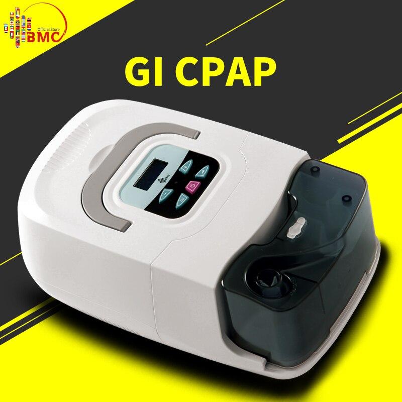 BMC GI CPAP 機ホット販売ホームセンター快適な人工呼吸器のためのシリコーンマスク睡眠いびき  グループ上の 美容 & 健康 からの 睡眠 & いびき の中 1
