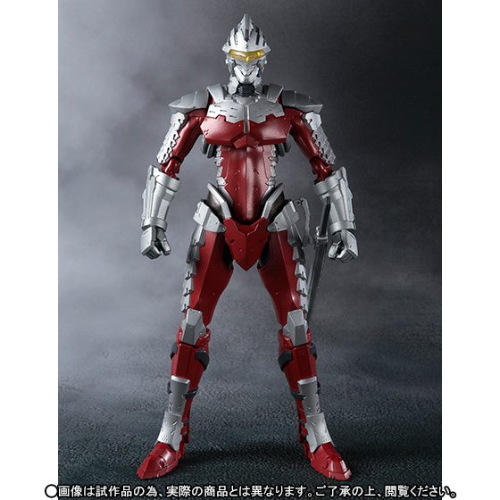 Japan Anime ULTRAMAN Original BANDAI Tamashii Nations S.H. Figuarts / SHF Exclusive Action Figure - ULTRAMAN SUIT ver 7.2 anime captain america civil war original bandai tamashii nations shf s h figuarts action figure ant man