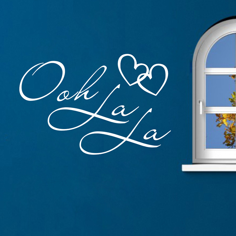 JJRUI OOH LA LA პარიზი საფრანგეთი - სახლის დეკორაცია - ფოტო 2