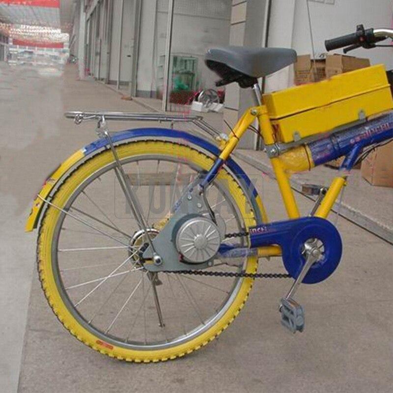 Bicicletta a motore kit FAI DA TE 22