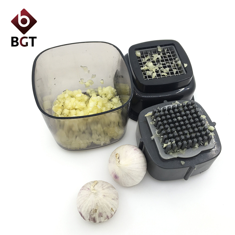 Brand Garlic Press Grinder High Quality Garlic Grinding Grater Mini Cutter Cooking Tool Kitchen Gadgets Kitchen Accessories
