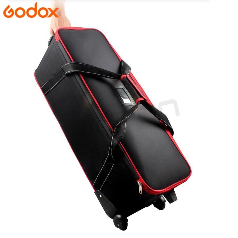 GODOX PRO Studio Photography Flash Light Mulit-function Carring Bag for Tripod Video Flash GODOX K150A kit 120SDI CB-04 Case цена и фото