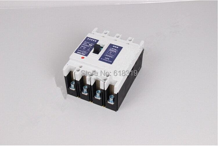 Électronique 2 P 63A DC750V énergie solaire photovoltaïque DC disjoncteur