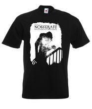 Nosferatu Classic Vampire Horror Movie T Shirt 2018 Newest Men'S Funny T Shirt Men Tees Brand Clothing Funny Basic Models