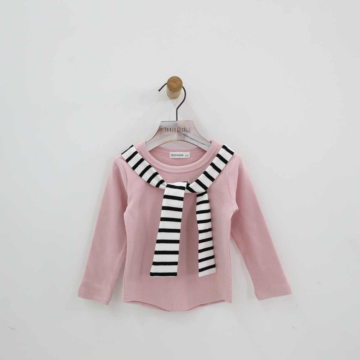 Футболка для дня рождения Одежда для родителей и детей корейская детская одежда футболка осенне-зимнее пальто для мальчиков полосатая рубашка для малышей
