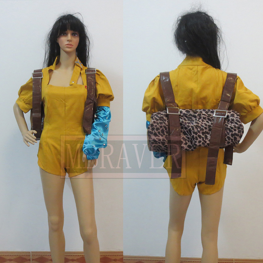 The Seven Deadly Sins Serpent's Sin of Envy Diane Cosplay Costume With Bag+Glove Full Set Custom Made Free Shipping