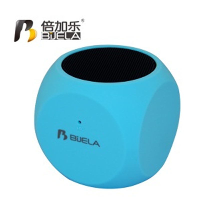 BIJELA HL6606B Wireless Speakers Mini Bluetooth Speaker Portable Outdoor 3W Super Bass Smart Handsfree With Mic