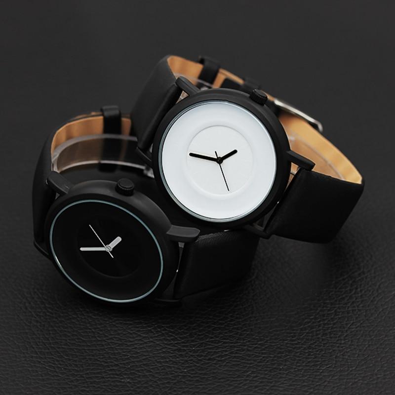 Sinobi Marca de Cuarzo Relojes de Pulsera Mujeres Reloj de Cuarzo - Relojes para hombres - foto 4