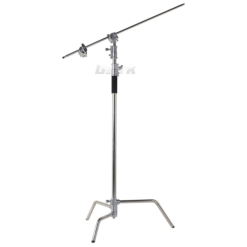 Pro heavy duty Studio Centry C Stand Detachable Light C stand gobo Arm line Resizer For