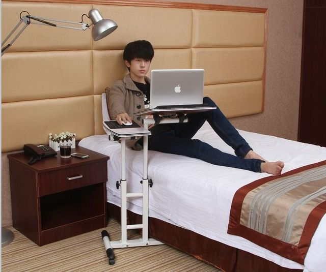 Laptop Desk Portable Laptop Mount Bedside Tables Lift