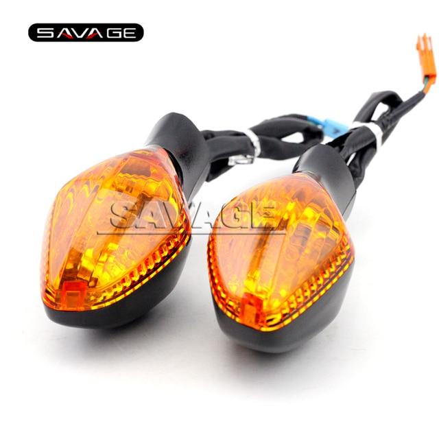 Motorcycle Lighting Rear Turn signal Indicator Light Lamp  For HONDA CBR400R CB400X CB400F CB650F CBR650F CBR 400R/650F Amber