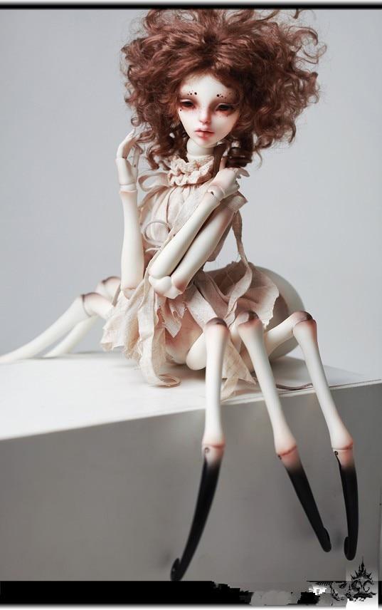 Luodoll bjd / sd 1/4 doll doll Elizabeth Elizabeth spider doll luodoll 1 6 bjd sd doll doll soom alk yrie doll include and eyes