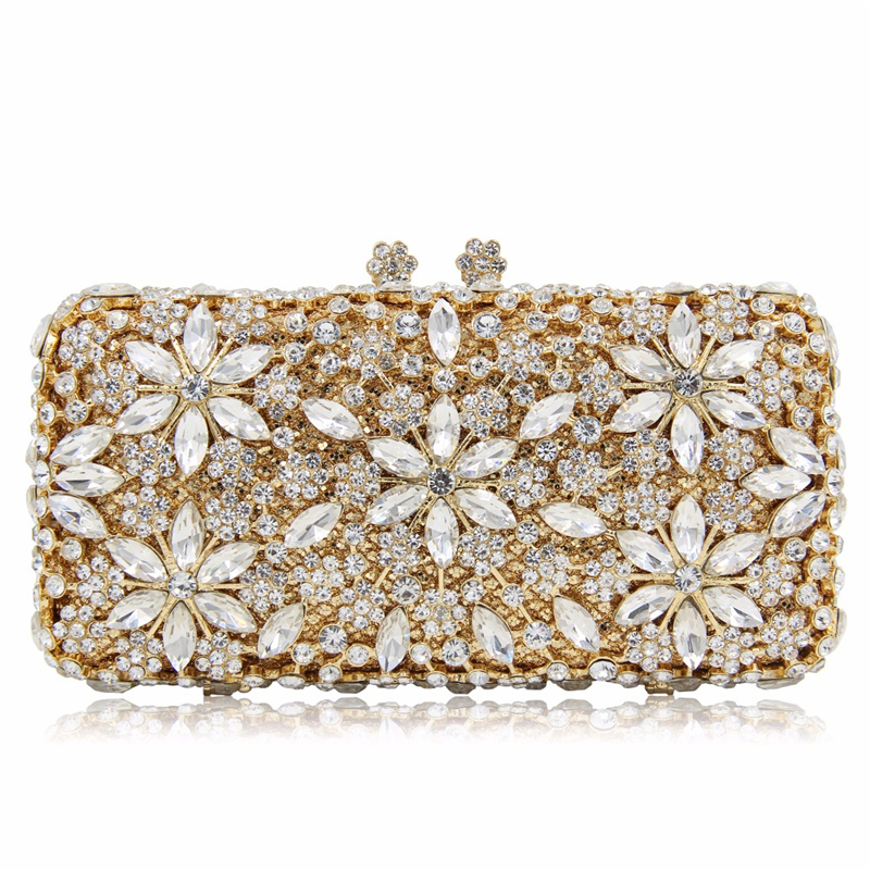 BL002 long shape evening clutch bag Rhinestones gold silver party bag with chain wedding purse diamond studded evening bagBL002 long shape evening clutch bag Rhinestones gold silver party bag with chain wedding purse diamond studded evening bag