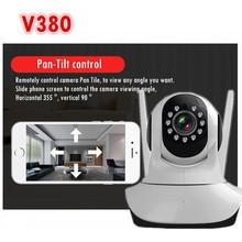 720P Infrared Wifi font b Camera b font PTZ P2P Wireless HD 1 0MP IP network